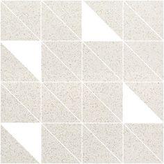 Ornamenta Pepe Geometric Triangles Tile