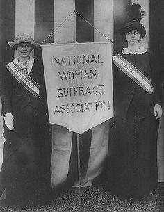 Women's suffrage 1920