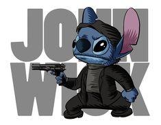 Disney Crossovers, Disney Memes, Chibi, Stitch Drawing, Kawaii Disney, Lilo And Stitch, Disney Stitch, Disney Tattoos, Dad Birthday