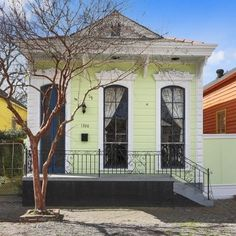 SOLD! 1326 Marigny Street, New Orleans, LA $325,000 Faubourg St. Roch 3 Bedroom/ 2 Bath Single Family Home, New Orleans Real Estate
