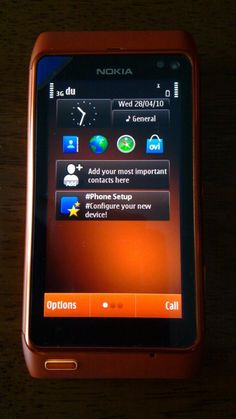 imagen de celular #android