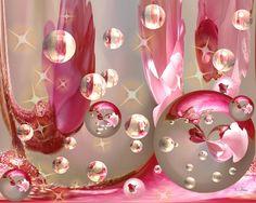 Pink Bubbles ~ ♥