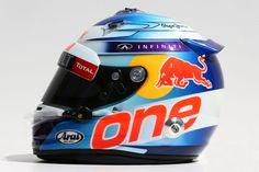Vettel Australia Helmet