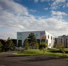 The Ku.Be Moving Culture House. Designed for the municipality of Frederiksberg