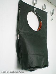 Ohoh Blog - diy and crafts: Purse / Bolsa