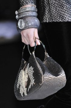 Giorgio Armani at Milan Fashion Week Fall 2011