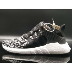 detailed look 0e679 a3613 Kjøp Adidas EQT Support - adidas EQT Support 93 17 Core Black Core Black  Løpesko Hvit BZ0584 Salg. Sneakers Sale
