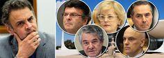 Taís Paranhos: Julgamento de Aécio é adiado no STF