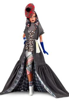 Byron Lars Fenella Layla™ Barbie® Doll | byron-lars-collection | The Barbie Collection
