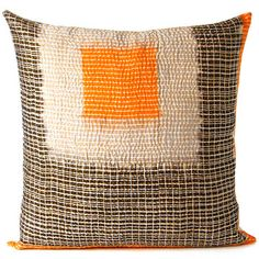 Kantha Cushion Cover, £18, now featured on Fab.