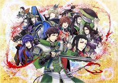 Tags: Dynasty Warriors, Pixiv, Zhou Yu, Lu Meng
