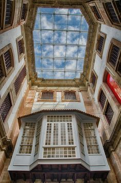 Beautiful interior - building in Porto, Portugal Carl Sagan, Beautiful Architecture, Architecture Design, Places To See, Places To Travel, Most Beautiful Cities, Amazing Places, Sea Activities, Porto Portugal