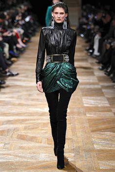 Sfilata Balmain Paris - Collezioni Autunno Inverno 2013-14 - Vogue