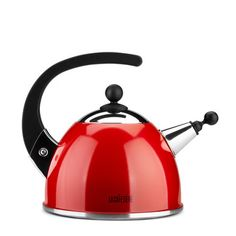 La Cafetière: Stove Top Kettle Red, at 13% off!
