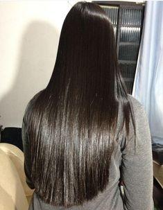 Shop Rabake Hair Brazilian Straight Human Hair 3 Bundles With Closure Brazilian Virgin Hair Straight With Closure Straight Black Hair, Long Dark Hair, Cut My Hair, Hair Cuts, Shiney Hair, Straight Weave Hairstyles, Hair Magazine, Beautiful Long Hair, Hair Inspiration