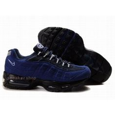 #Nike #sports Nike Air Max Shoes, Nike Mens Shoes Buy Nike Air Max 95 Mens Black Blue White 69