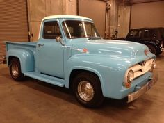 Classic Cars and Trucks for Sale - Classics on Autotrader Vintage Pickup Trucks, Classic Pickup Trucks, Old Ford Trucks, Trucks For Sale, Cool Trucks, 1956 Ford Pickup, F100 Truck, Polished Wood, Panel Truck