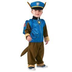 Paw Patrol - Chase Costume