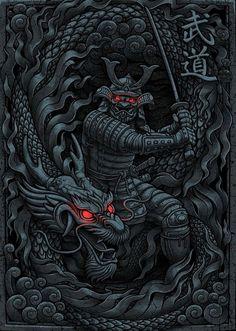 Image result for samurai artwork