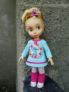 Hey, I found this really awesome Etsy listing at https://www.etsy.com/ru/listing/469262119/disney-animator-dolls-clothes-doll