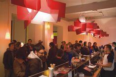 Foscarini - Stylepark Temporary Caf� - Cologne, Germany