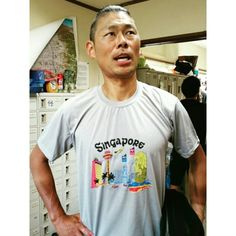 シンガポールTシャツ シンガポール土産