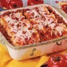 Lasagna Roll Ups..  Sooo good!