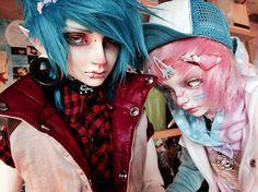 ヨセイ コンジョ Pretty Dolls, Beautiful Dolls, Ooak Dolls, Art Dolls, Enchanted Doll, Kawaii Doll, Anime Dolls, Doll Repaint, Boy Doll