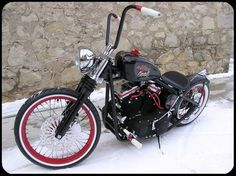 Harley Davidson Street Bob Bobber! I was going to get a Street Bob :/ still gonna chase my dream of getting one!