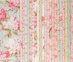 "10"" SQUARE LOVE AND LIBERTY COLLECTION  Only 22 in this pack for $21.99 so it's not a true layer cake, but the fabric is pretty."