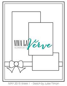 Viva la Verve Sketches: Viva la Verve May 2015 Week 1 Sketch
