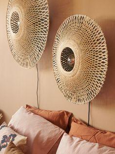 Interior Lighting, Interior Styling, Interior Design, Bedding Inspiration, Interior Inspiration, Casa Hotel, Chill Room, Bamboo Furniture, Handmade Design
