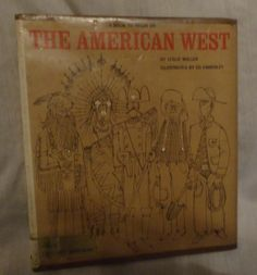 The American West A Book To Begin On 1st by CoolCoolVintage, $7.00
