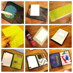 Turned boring old DVD cases into coloring kits and mini felt board kits to give away as birthday party favors. Tape Crafts, Diy Arts And Crafts, Fun Crafts, Crafts For Kids, Operation Christmas Child, Upcycled Crafts, Recycled Art, Dvd Case Crafts, Craft Gifts
