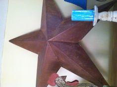 My favorite star  from a shop in Marietta GA