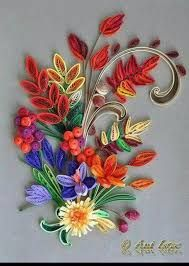 Image result for paper quilling flowers wallpapers