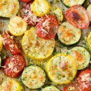 A quick summer vegetable side dish that's the perfect addition to any meal. Easy to prepare and sure to be a crowd pleaser!