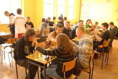 Mistrzostwa I Liceum Ogólnokształcącego w Szachach, 06.12.2010