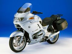 Out with the old, in with the New Posted by: Trent Reker in Uncategorized April 1, 2010 What do you get when you take this bike…bmw 1150rt