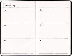 バレットジャーナルの始め方 – 和気文具ウェブマガジン Bullet Journal, Design