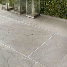 This sandstone is full of character, both in its colouring and the slight gradations of the surface. It has been smoothed off a little in the finishing so that it can be used indoors as well as out. The soft... Read more