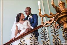 Lanre & Kay are a perfect example of a successful long-distance relationship ✨#kaylan2016 ❤️ : @kevinobosi & makeup by @kemikingsmakeup  See more of their wedding photos on www.bellanaija.com/weddings now!  #BellaNaijaWeddings