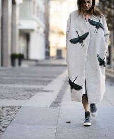 #mercedesbenz #fashionweek #russia #streetstyle ❤