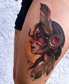 Neo Traditional Tattoos - Tattoo Insider