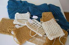 loom knitting stitch pattern dictionary