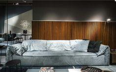 BAXTER Casablanca Elegant Sofa, Baxter Furniture, Sofa Furniture, Furniture  Design, Living Room