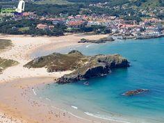 Ajó Cantabria      Playas de Noja. Playa de Ris