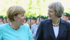 """Angela Merkel Hillary Clinton Theresa May More women win power but still few and far between   Led by Angela Merkel Hillary Clinton and Theresa May there have never been so many experienced and ambitious women in positions of influence even if they remain heavily outnumbered.  Clinton has already made history by becoming the first female presidential nominee of a major US political party in her bid for the White House in November.  """"This is historic just as Barack Obama was historic. There…"""