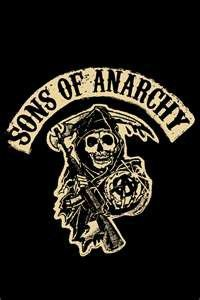 Sons of Anarchy...just recently discovered this show...new favorite...(other than true blood of course)