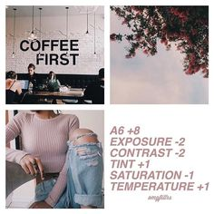 Pinpresse VSCO FILTER- stay tuned for more content - - vsco filter Instagram Theme Vsco, Feeds Instagram, Photo Instagram, Instagram Feed Themes, White Feed Instagram, Good Instagram Pictures, White Instagram Theme, Best Filters For Instagram, Pink Instagram